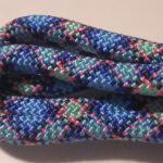 Blau-Pink-Türkis